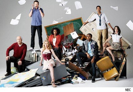 The brilliant ensemble cast of NBC's Community