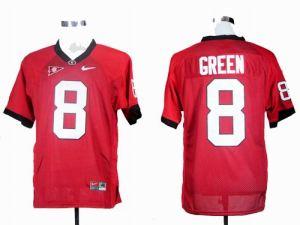 NCAA-Georgia-Bulldogs-AJ-Green-8-Red-College-Football-Jersey-8336