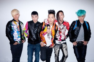 BigBang's members showcasing their unique personalities through fashion
