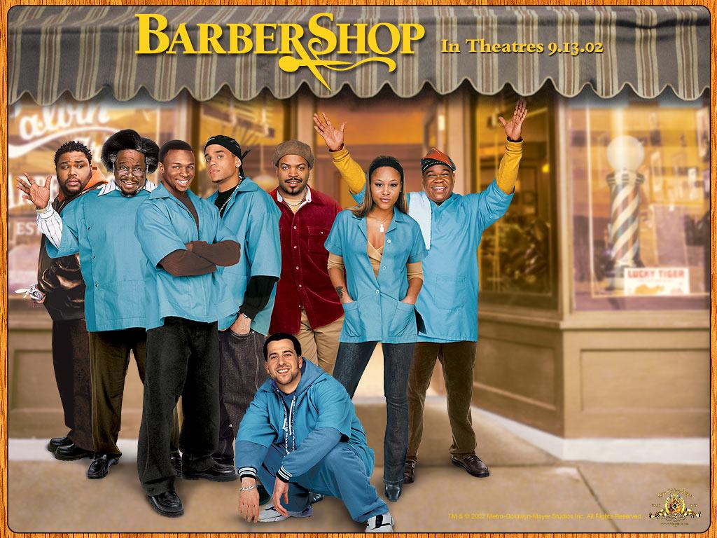 Cutting Edge Experience: Black Barbershops