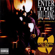 The Wu-Tang Clan's debut album, released in 1993