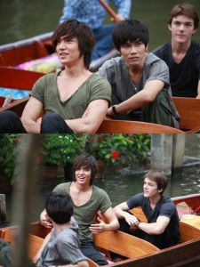 City Hunter in Thailand