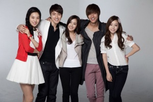 City Hunter Cast