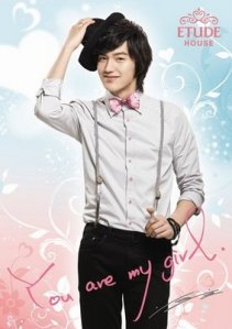 Lee Min Ho for Etude House