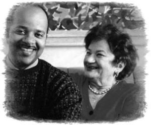 James McBride and his mother http://www.oberlin.edu/alummag/oampast/oam_sum96/oamsum96_mcbride.html