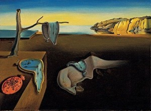 "Salvador Dali, ""The Persistance of Memory,"" 1931 wikipedia.org"