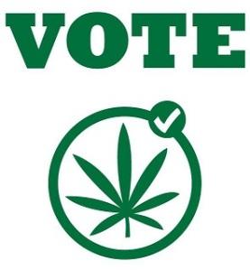 Vote to Legaliza Marijuana