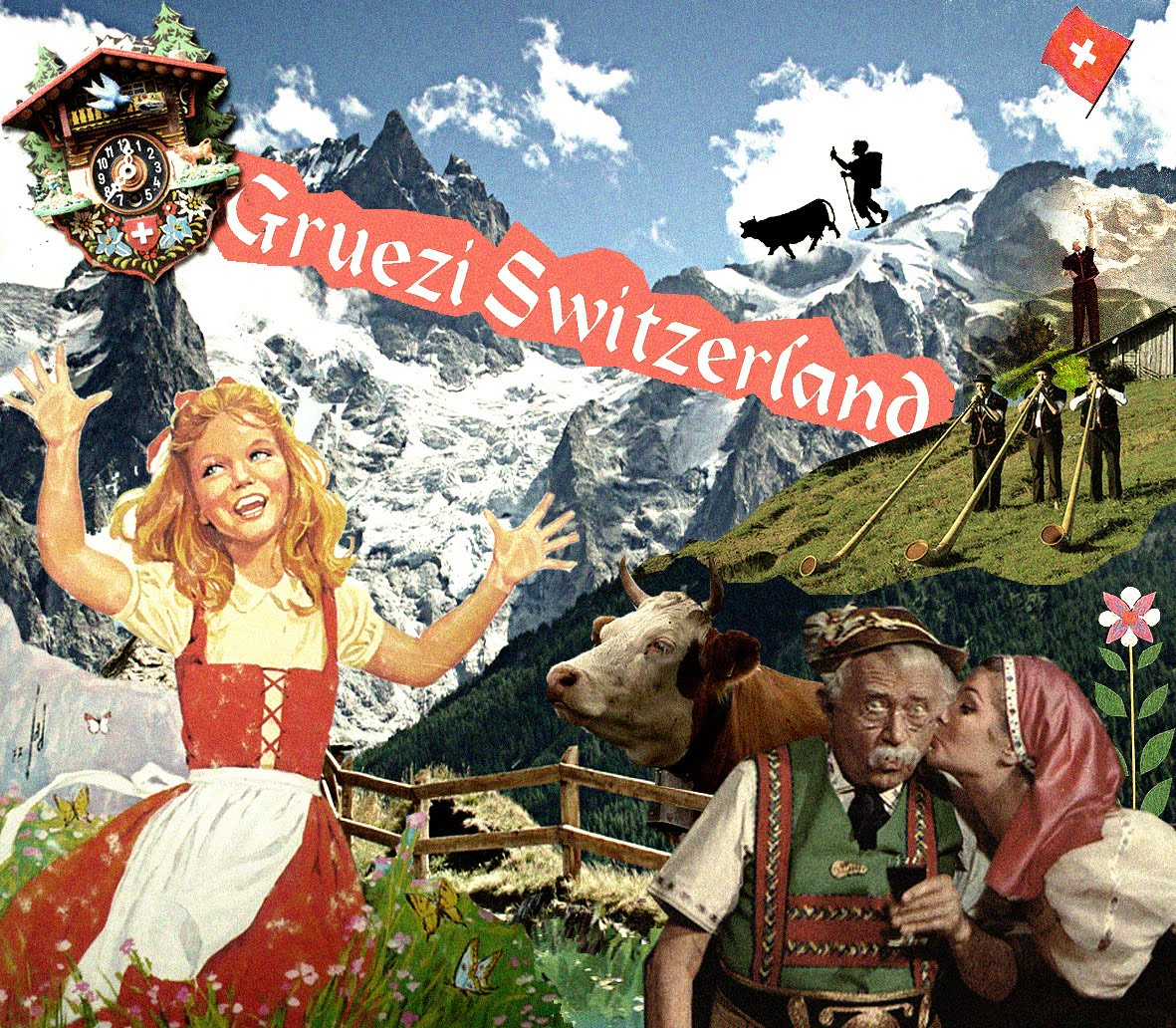 The Swiss Culture published by Alexandre Walen