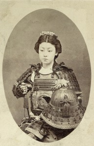 A Female Samurai, Revolutionary for the Time