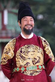 King Sejong in K-drama series Tree With Deep Roots