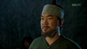 "Jeong Gi Joon, a powerful intellect and leader of ""Hidden Root"""