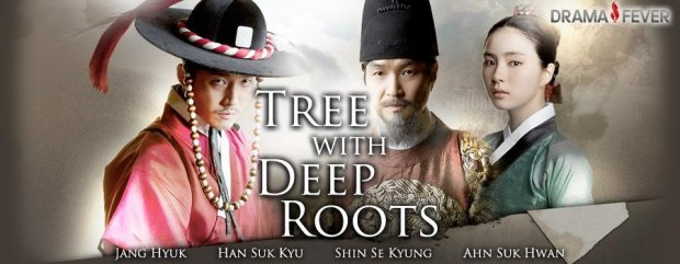 Tree with Deep Roots, the KDrama chronicling the efforts of King Sejong to implement the hangul alphabet